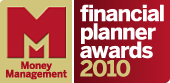 Money Management Options in Retirement Planner Award 2010
