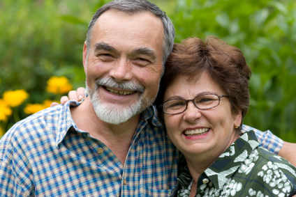 Paul – self employed builder- age 63, married to Sandra- age 60